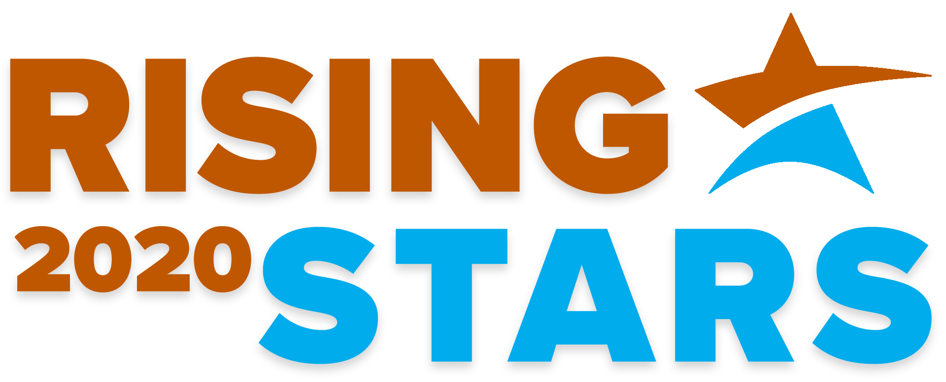 Rising Stars 2020 Event Logo Color